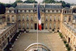 Macron hails Karabakh truce after