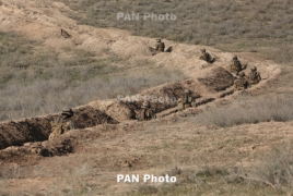 Karabakh ready to offer humanitarian corridor for besieged Azeri troops if truce is honored