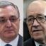 Մնացականյանը Ֆրանսիայի ԱԳ նախարարին տեղեկացրել է`  Բաքուն շարունակում է լայնամասշտաբ ագրեսիան