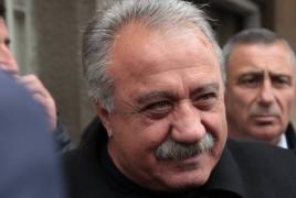 Armenia lawmaker wounded on Karabakh frontline