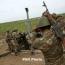 Минобороны РА: На юге Карабаха армянские силы изматывают врага