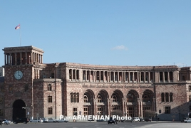Armenia PM meets former Karabakh presidents in Yerevan