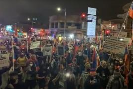 Իսրայելում հայերը կառավարությունից պահանջել են դադարեցնել զենքի վաճառքն Ադրբեջանին