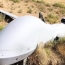Another drone from Karabakh conflict zone crashes in Iran