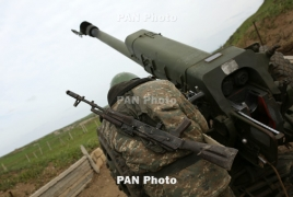 Karabakh reports local battles in the north and the south