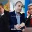 Armenia, Karabakh ex-Presidents meet amid nenewed hostilities
