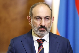 Pashinyan: Diplomatic solution in Karabakh not possible at this stage