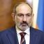 Пашинян: Карабахский вопрос на этом этапе не имеет дипломатического решения