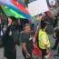 «Ջիհադ, Ջիհադ, Ջիհադ».  Ադրբեջանցի ցուցարարները` Վաշինգտոնում