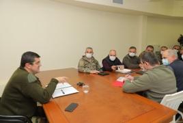 Երևանում արցախցիների սոցխնդիրներով զբաղվող օպերատիվ շտաբ կստեղծվի