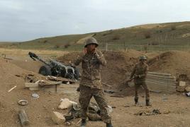 Минобороны РА: На севере Карабаха противник был отброшен, на юге - остановлен
