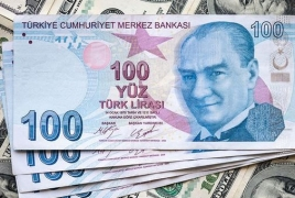 Bloomberg: Turkish lira sinks to a record low