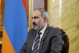 Pashinyan: Deployment of Russian peacekeepers in Karabakh is acceptable