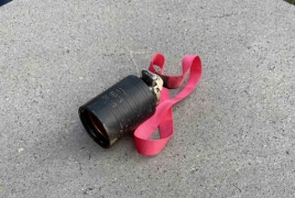 Human Rights Watch: Azerbaijan used cluster munitions in Karabakh