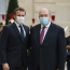 Armenian, French Presidents discuss Karabakh in Paris