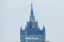 Russian Foreign Ministry calls for withdrawing mercenaries from Karabakh