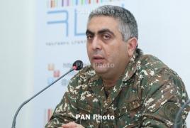 Hovhannisyan: Karabakh army has destroyed most Azeri subversive groups