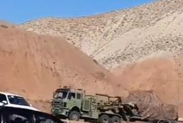 Իրանը զինտեխնիկա և ստորաբաժանումներ է մոտեցնում Ադրբեջանի հետ սահմանին