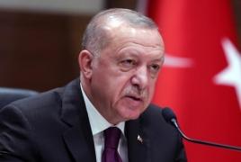 Эрдоган: Европа начала подготовку к собственному концу