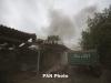 Azeri forces fire Smerch missile on Karabakh settlement