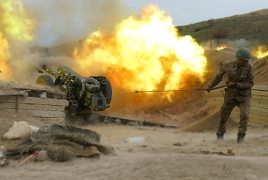 Heavy fighting reported in Karabakh's south-east