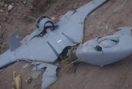 Karabakh shoots down one more Harop drone