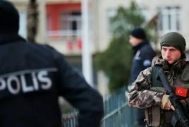 Suspect in Turkey detonates explosive, killing himself