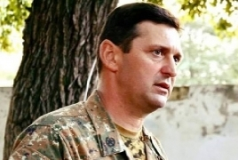 Mikayel Arzumanyan appointed as Commander of Karabakh Army