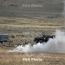 В результате обстрела госграницы Армении и Ирана есть раненые