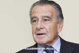 Eduardo Eurnekian donating $3.5m to Armenia Fund
