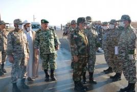 Командующий армией Ирана: Накажем оказавшихся у наших границ террористов-такфиров