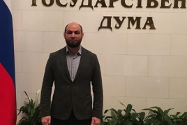 Moscow police arrest leaders of Azerbaijani nationalist group