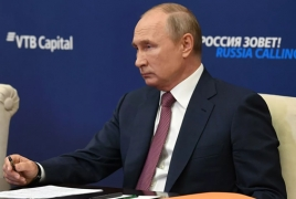 Путин: В вопросе Карабаха нужно найти баланс интересов Армении и Азербайджана