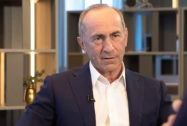 Robert Kocharyan won't be traveling to Moscow due to Covid diagnosis