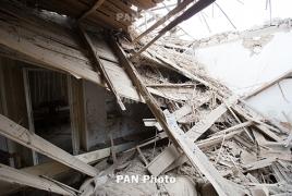 Один мирный житель погиб, 6 ранены вследствие азербайджанского артобстрела в Карабахе
