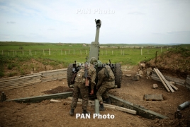 Karabakh army silences Azeri troops' pre-offensive maneuvers in the north
