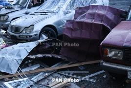 Azerbaijan shells Stepanakert again, injuring civilian