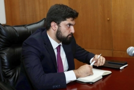 Armenian politicians, lawmakers resign amid civil unrest