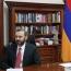 Секретарь Совбез Армении отметил важную роль РФ в вопросе мира в Карабахе