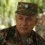 Главой МЧС Армении назначен национальный герой Андраник Пилоян