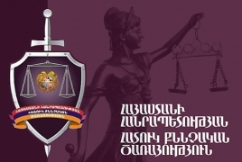 Armenia opens criminal case over ex military official's statements
