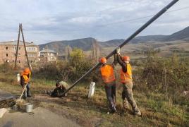 Viva-MTS, FPWC bringing more street lighting projects to rural Armenia