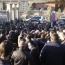 Անհետ կորածների հարազատների հետ հանդիպման են դուրս եկել հանձնաժողովի նախագահն ու վարչապետի օգնականը