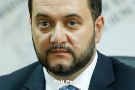 Armenia: President sacks Minister of Education, names new one