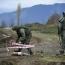 ԼՂ-ում ականի պայթյունից վիրավոր է ԱԻՆ-ի 4 աշխատակից ու 1 ռուս խաղաղապահ, մեկ ադրբեջանցի մահացել է