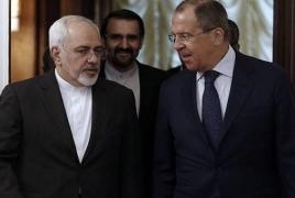 Russia's Lavrov, Iran's Zarif discuss Karabakh in phone call