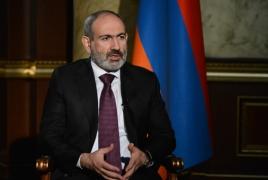 Пашинян: Статус Карабаха должен быть определен в ходе переговоров в рамках МГ ОБСЕ