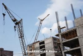 Armenia's economy shrinks 9.1% year-on-year in Q3