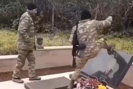 Ադրբեջանցիներն ավերել են հայերի գերեզմանները