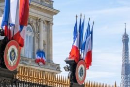 France says does not recognize Nagorno-Karabakh